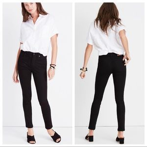 """NWT Madewell 9"""" Mid-Rise Skinny Jeans -Tall"""